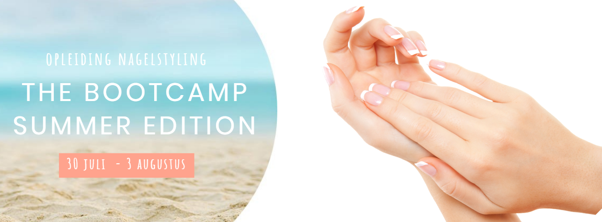 Young Nails Bootcamp - Opleiding Nagelstyling in één week met gel, acryl en gelpolish