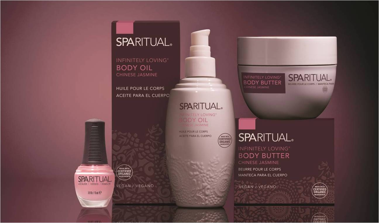 SpaRitual Infinitely Loving Product Line